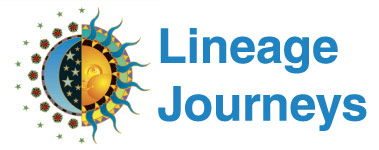 Lineage Journeys Logo